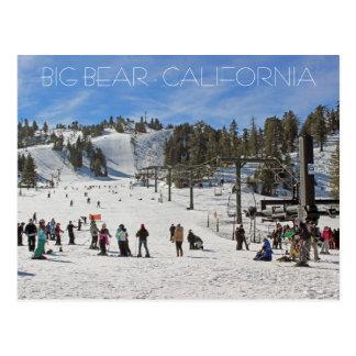 Belle carte postale de Big Bear !