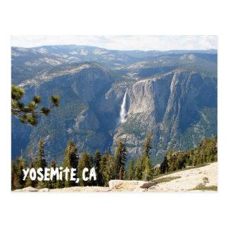 Belle carte postale de Yosemite !