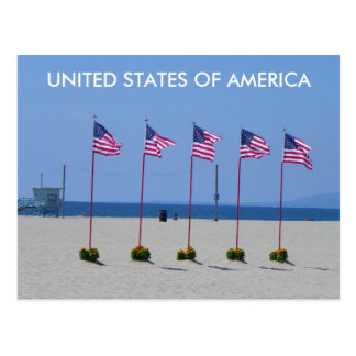 Belle carte postale des Etats-Unis !
