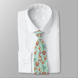 Belle vie marine cravate