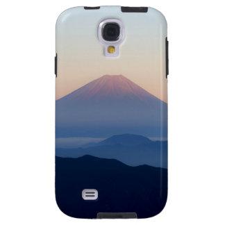 Belle vue le mont Fuji, Japon, lever de soleil Coque Galaxy S4