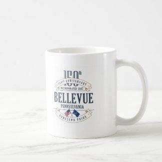 Bellevue, tasse d'anniversaire de la Pennsylvanie