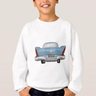 Belvédère 1957 de Chrysler Sweatshirt