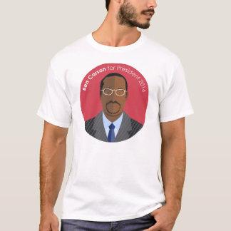 Ben Carson 2016 pour le T-shirt de coutume de