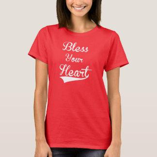 Bénissez votre T-shirt Tumblr de coeur