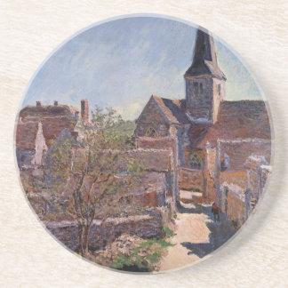 Bennecourt par Claude Monet Dessous De Verres