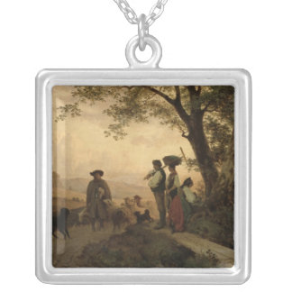 Berger de renvoi collier