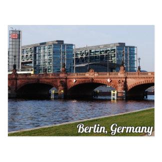 Berlin Allemagne - journée de printemps Carte Postale