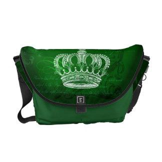 Besace Bloodline royal - vert