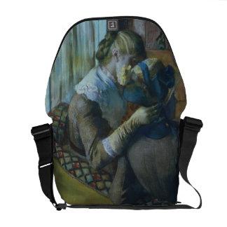 Besace Edgar Degas | deux femmes