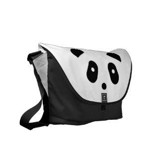 Besace Visage mignon de panda de ~ de Kawaii