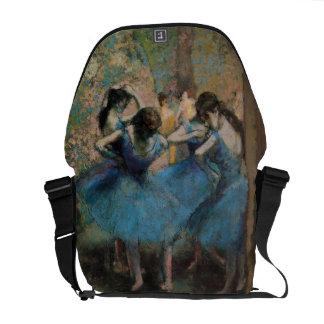 Besaces Danseurs d'Edgar Degas | dans le bleu, 1890