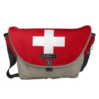 Besaces Drapeau de la Suisse