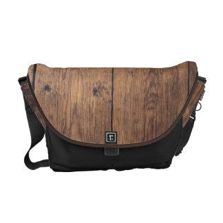 Besaces Texture en bois