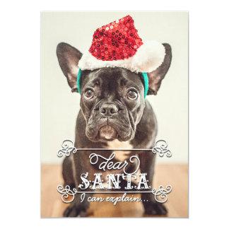 Beste Kerstman kunnen wij de Kaarten van de Foto