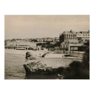 Biarritz - casino sur la plage