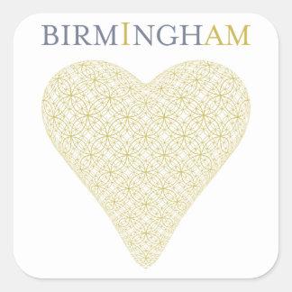 Bibliothèque des autocollants de Birmingham