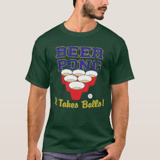 Bier Pong T Shirt