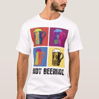 Bière comme T-shirt d'art
