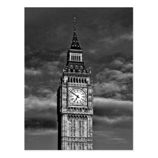 Big Ben à Londres R-U Carte Postale