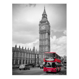 Big Ben Londen Briefkaart