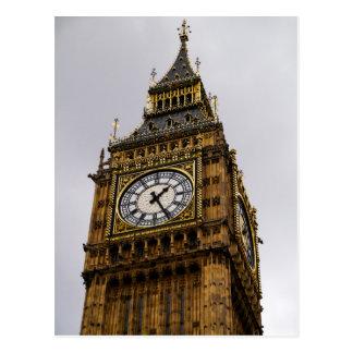 Big Ben, Londres - carte postale