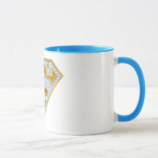 Bijoux de bleu de Supergirl Mug