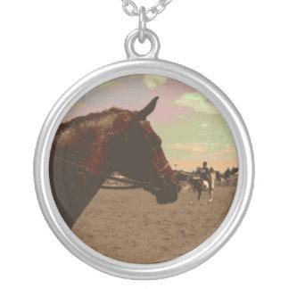 Bijoux peints de cheval