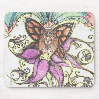 Bikini tropical Mousepad féerique plaqué Tapis De Souris