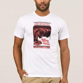 Billy l'enfant contre le T-shirt de Dracula