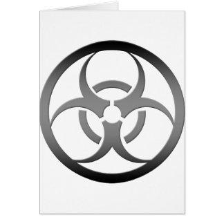 Biohazard Carte De Vœux