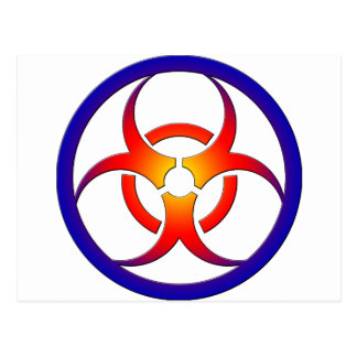 Biohazard Carte Postale