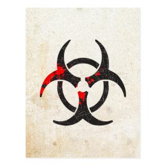 Biohazard Cartes Postales