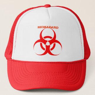 biohazard CASQUETTE