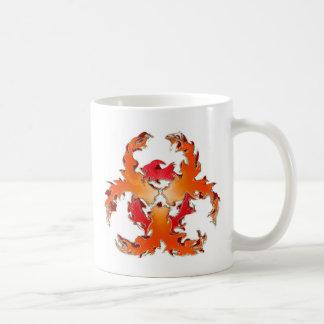 Biohazzard_white Mug