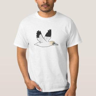 Birdorable pilotant le fou de Bassan du nord T-shirt