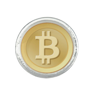 Bitcoin Bagues Avec Photo