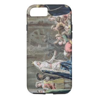 Blanche de Castille (1185-1252) casse le Pris Coque iPhone 8/7