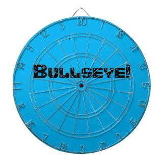 Blauwe Bullseye Dartbord
