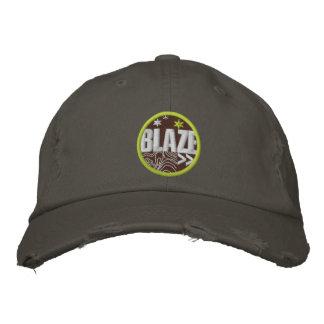 BLAZE>> cassé dans le casquette