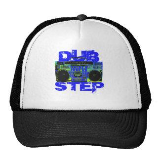 Bleu Boombox de Dubstep Casquette De Camionneur
