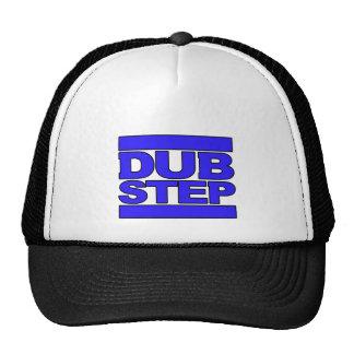 Bleu de logo de DUBSTEP Casquette
