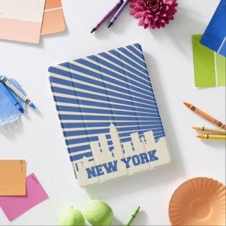 Bleu de New York City Protection iPad