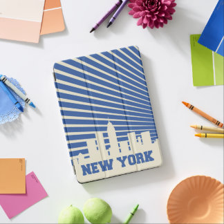 Bleu de New York City Protection iPad Air