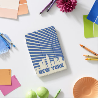 Bleu de New York City Protection iPad Mini
