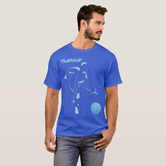 Bleu de Pickleball T-shirt
