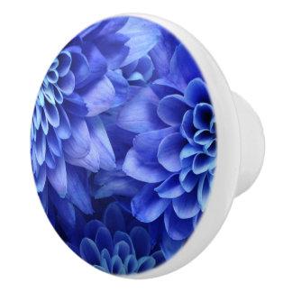 Bleu floral