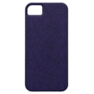 Bleu Girly de coque iphone de scintillement Coques iPhone 5