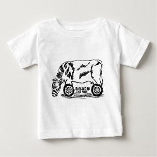 Bllesed soit le fruit t-shirt pour bébé