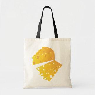 Bloc de sac fourre-tout à fromage